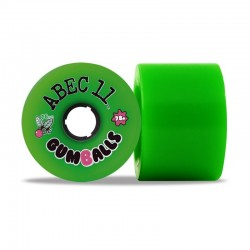 """Abec 11 """"Gumball"""" 76mm (4 roues)"""