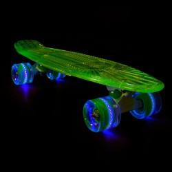 Blacklight Alien Sunset Skateboards