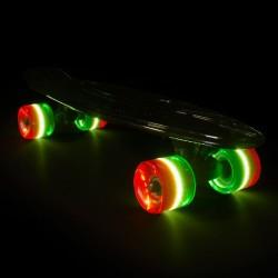 Black Rasta Sunset Skateboards