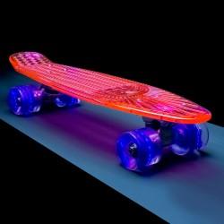 Blacklight Princess Sunset Skateboards