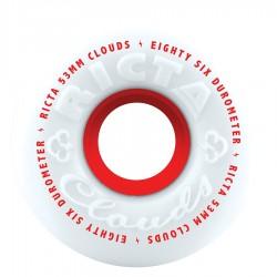 Ricta Wheels Cloud 86a White 53mm