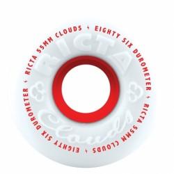 Ricta Wheels Cloud 86a White 55mm