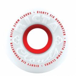Ricta Wheels Cloud 86a White 57mm