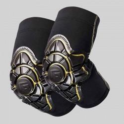 G-Form pro X Elbow pads noir et jaune
